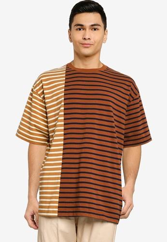 niko and ... brown Woven Shirt 7FF30AA0BA320DGS_1
