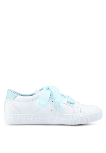 Twenty Eight Shoes multi Lovely Ribbon Lace Up Sneakers 276A9SH11A3D87GS_1