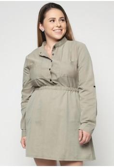Pd Susana Plus Size Dress
