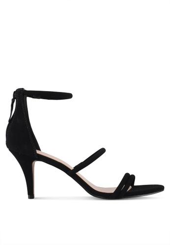 ALDO 黑色 Prong Heeled Sandals 901D8SH59F6DADGS_1