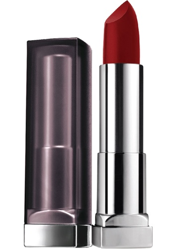 Maybelline red Maybelline Color Sensational Creamy Matte Rich Ruby 6BE3CBEA78FA5EGS_1