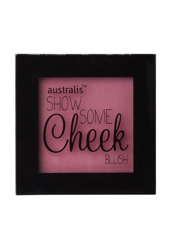 Australis Show Some Cheek Blush - Sinful AU782BE22DEVSG_1