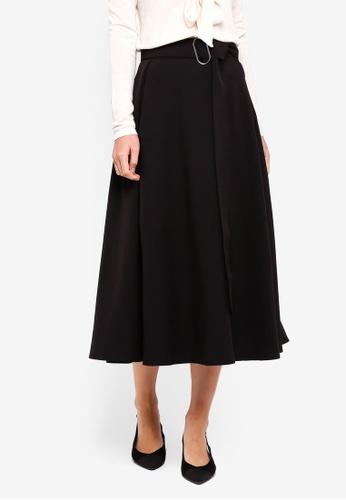 Haute Kelly black Bit-Na Skirt 97C79AA4D1F0D6GS_1