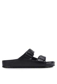 Birkenstock black Arizona EVA Sandals BI090SH0RTIXMY_1