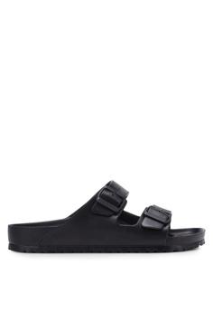 Birkenstock black Arizona EVA Sandals BI090SH0RTIXMY_1