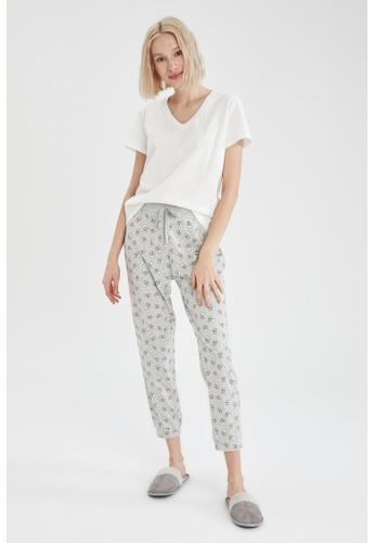 DeFacto grey Homewear Pyjama Bottoms 35819AA6C479B7GS_1