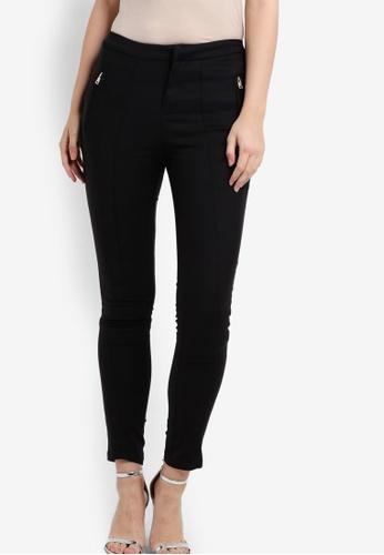 VERCATO black Milia Skinny Pants VE999AA81BJMMY_1