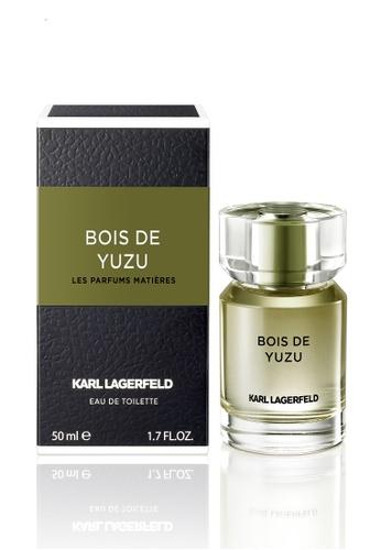 Karl Lagerfeld Fragrances green Karl Lagerfeld Bois De Yuzu EDT 50ml 04D9DBE17A6DD0GS_1