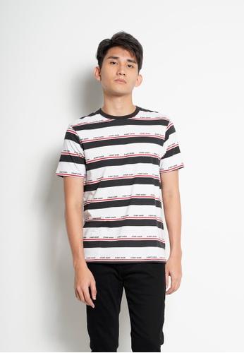 Hi Style black Graphic Short Sleeve T-Shirt 5E95FAA73BD8F4GS_1