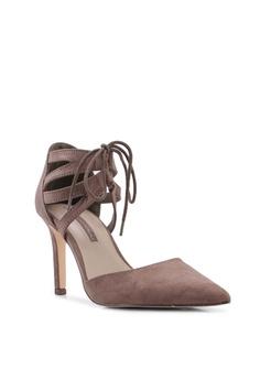 4f86d2ef6b88 25% OFF Dorothy Perkins Grey Elle Court Heels RM 179.00 NOW RM 133.90 Sizes  3 4 5 6 7