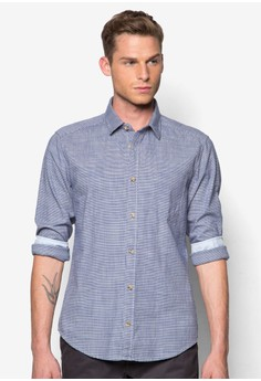 Woven Long Sleeve Shirt