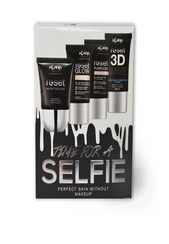 KLARA COSMETICS Time For A Selfie Gift Pack 3C0E9BEEEC1040GS_1