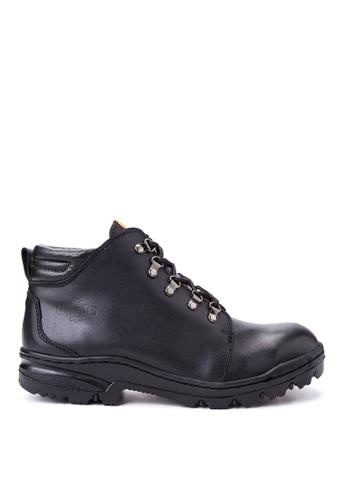 Caterpillar black BCAT-07 Boots CA367SH84ELJPH_1