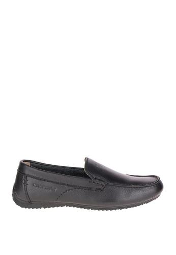 Hush Puppies black Mens Ribal Roll Moc Casual Shoes 5716BSH222E3D9GS_1