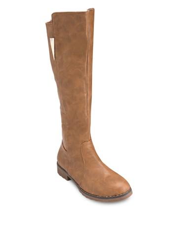 PUesprit 羽絨外套 長筒靴, 女鞋, 靴子