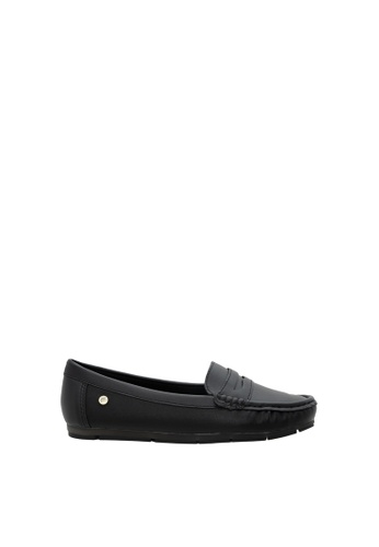 SEMBONIA black Women Synthetic Leather Loafer F5DD6SHCF6F756GS_1