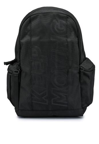 Anta black KM Backpack C79B0AC9B6EF76GS_1