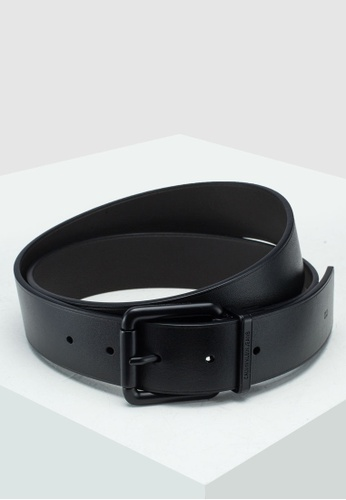 0312e58b4 Calvin Klein black and brown Roller Reversible 35 MM Belt - Calvin Klein  Accessories 16400ACB40BECEGS 1