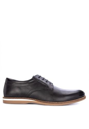 Mendrez black Mark Formal Shoes 87957SHE8E9E47GS_1
