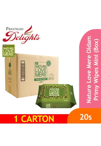 Prestigio Delights Nature Love Mere Primy Wipes - Mini (Box) 20s 6F614ES3AE2253GS_1