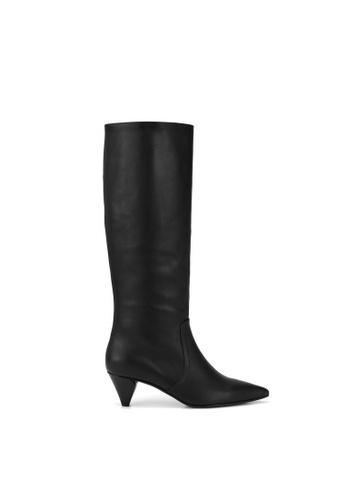 RABEANCO black RABEANCO SONJA Knee Boots - Smooth Black 511A6SH94188C6GS_1