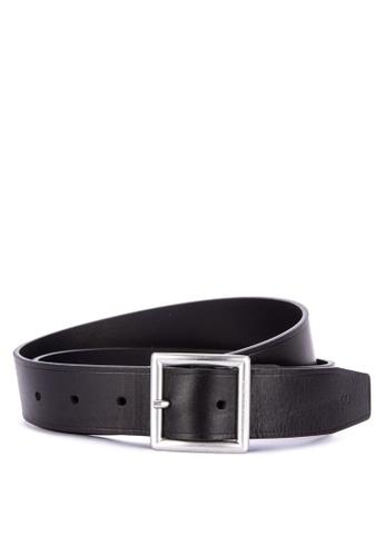 Calvin Klein black CK Belt 9C478AC85E55D5GS_1