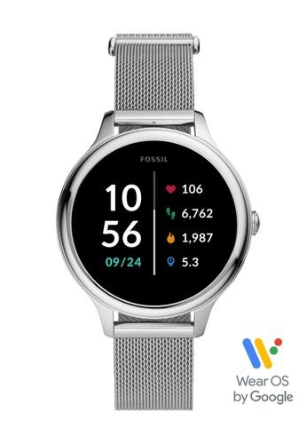 FOSSIL silver Gen 5E Smartwatch FTW6071 5FC5DACCFD79BAGS_1