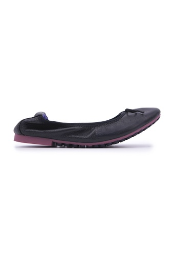 Flatss & Heelss by Rad Russel black Soft Ribbon Flats - Black 638C9SHE5DD90FGS_1