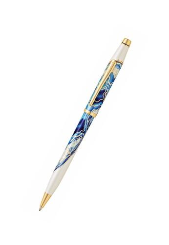 Cross blue Wanderlust Malta Ballpoint Pen 1B485HL1BC2DE4GS_1