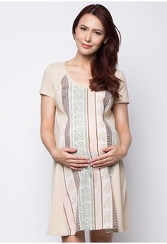 Elissa Maternity Dress