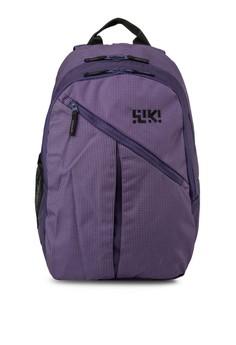 Stoppie Purple Backpack