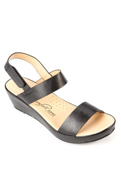 Maja Wedge Sandals
