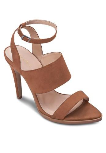 Ankle Strap Heeled Sanzalora taiwan 時尚購物網鞋子dals, 女鞋, 細帶高跟鞋