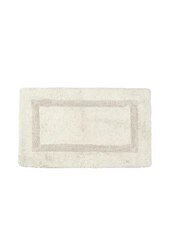 Charles Millen SET OF 2 Charles Millen Suite Boundary Tufted Bath Rug ( 45 x 75cm )/ 540g BC4F4HL10A2AC6GS_1