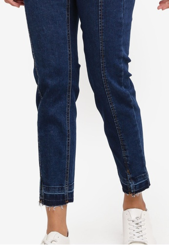 57aa75cedd7 Shop Cotton On Mid Rise Grazer Skinny Jeans Online on ZALORA Philippines