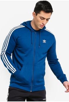 703eb5811 adidas blue adidas originals 3-stripes fz 9E80AAAC312145GS_1
