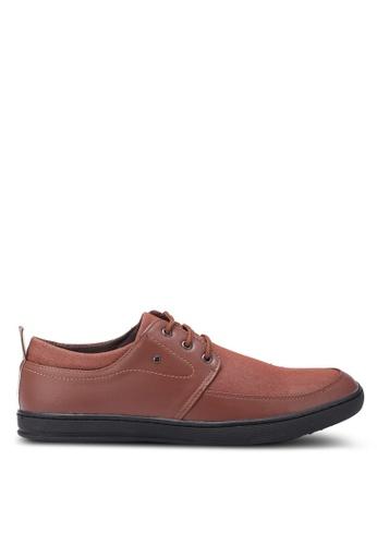 Rocklander brown Rocklander Smart Casual Shoes RO978SH0S877MY_1