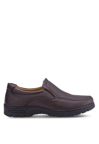 Louis Cuppers brown Casual Shoes LO977SH45QJUMY_1