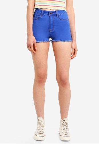 Supre blue The Miami Shorts 2A1E0AAE408954GS_1