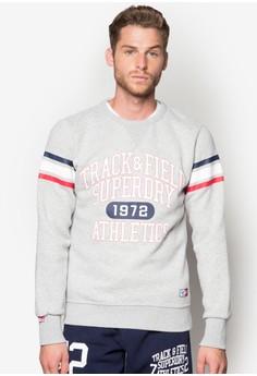 Trackster Crew Sweater