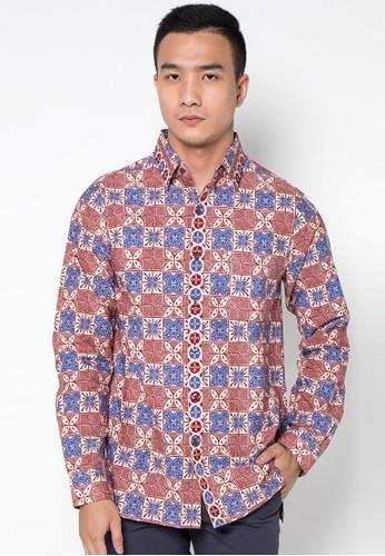 Bateeq Long Sleeve Cotton Shirt