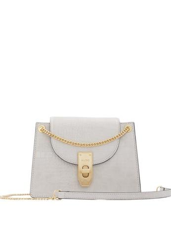 ALDO white Theele Crossbody Bag 50F93AC7838CB2GS_1