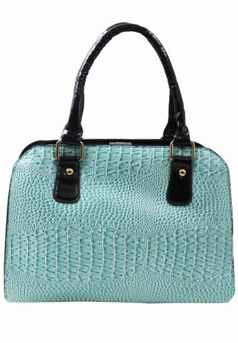 Vintage Paris blue Dlain Shoulder Bag VI567AC27AQIPH_1