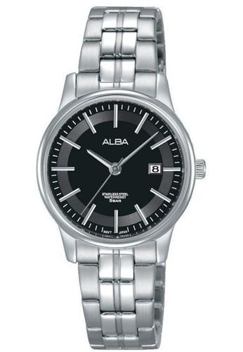 Alba silver Jam Tangan Wanita Alba Prestige Original Garansi Resmi Strap Stainless Steel Silver AH7N01 AH7N01X1 Silver AB680ACCE6DB98GS_1