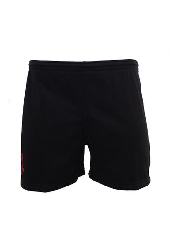 AMNIG AMNIG Rugby Player Shorts (Black) AM133AA52JJJMY_1
