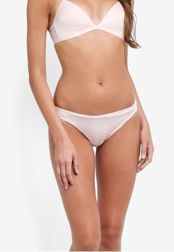 Calvin Klein beige AF Bikini Panties - Calvin Klein Underwear D2AD2US9E7A658GS_1