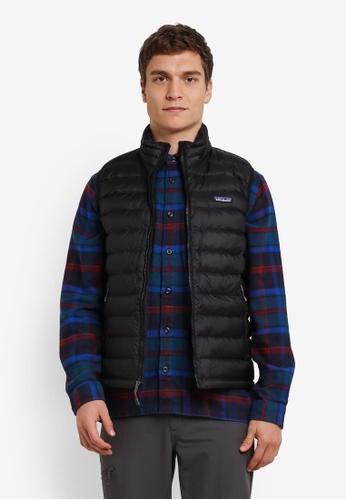 Patagonia black Down Sweater Vest PA549AA0RQD3MY_1