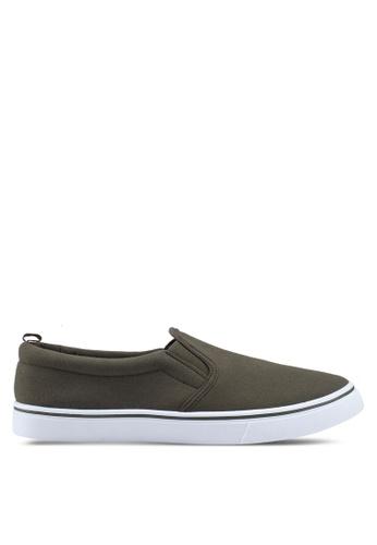 OVS 褐色 經典懶人鞋 2B00BSH2BB1AC9GS_1