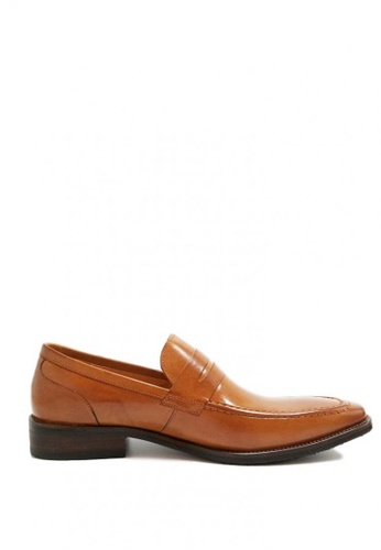 Kings Collection brown Danforth Classic Loafer 4A191SH0B7D130GS_1