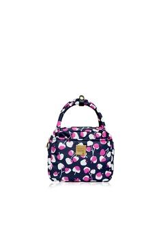 d2ae8b2268 VOVAROVA pink and purple Cubic Cute 2-Way Bag - Cherrypicks - Pink  23BCAACDD24863GS 1